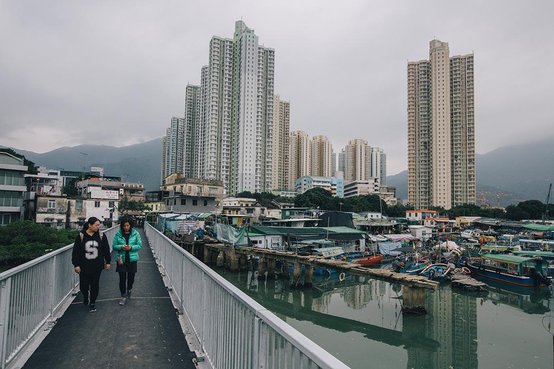 圖為香港大嶼山。攝:王嘉豪/端傳媒