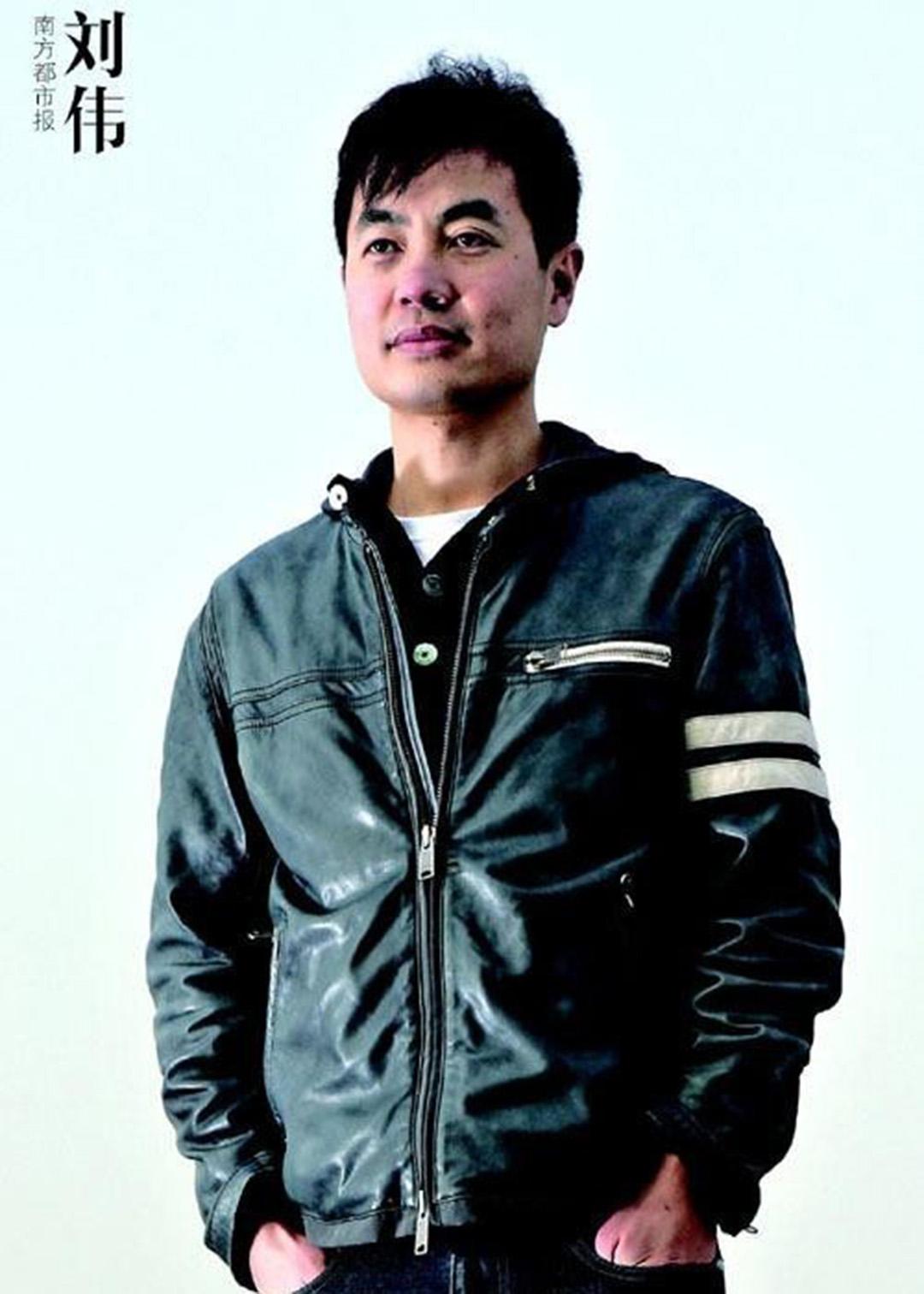 南方都市報記者劉偉。南方都市報圖片
