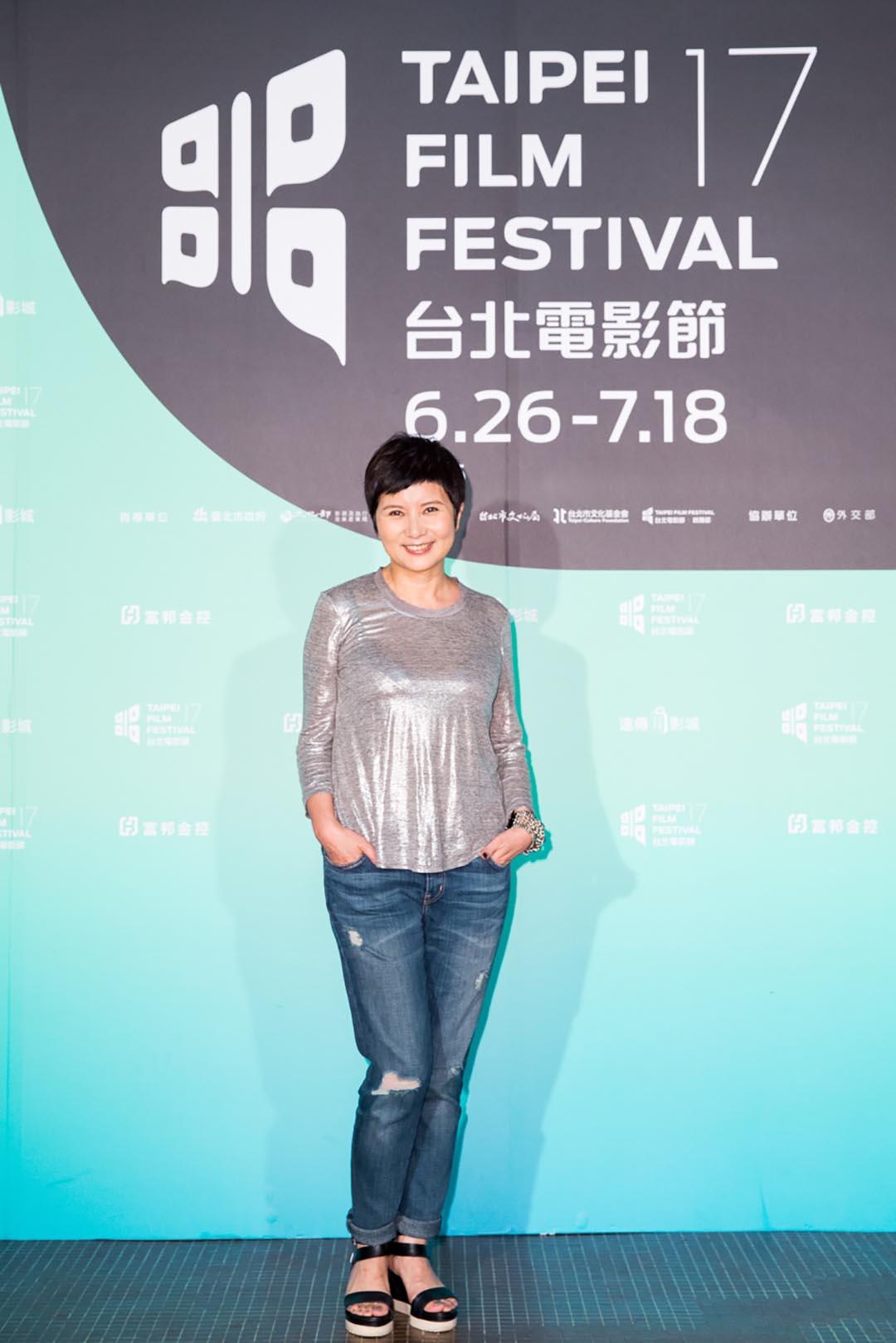 11月23日台灣知名影人李烈無預警閃辭台北電影節主席。照片由台北電影節提供