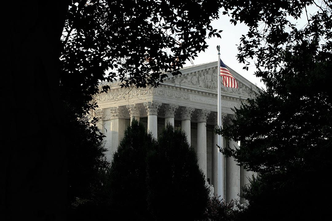 洛杉磯中國留學生凌虐案日前達成控辯交易,三被告將獲刑6至13年。圖為美國法院。攝: Chip Somodevilla/Getty Images