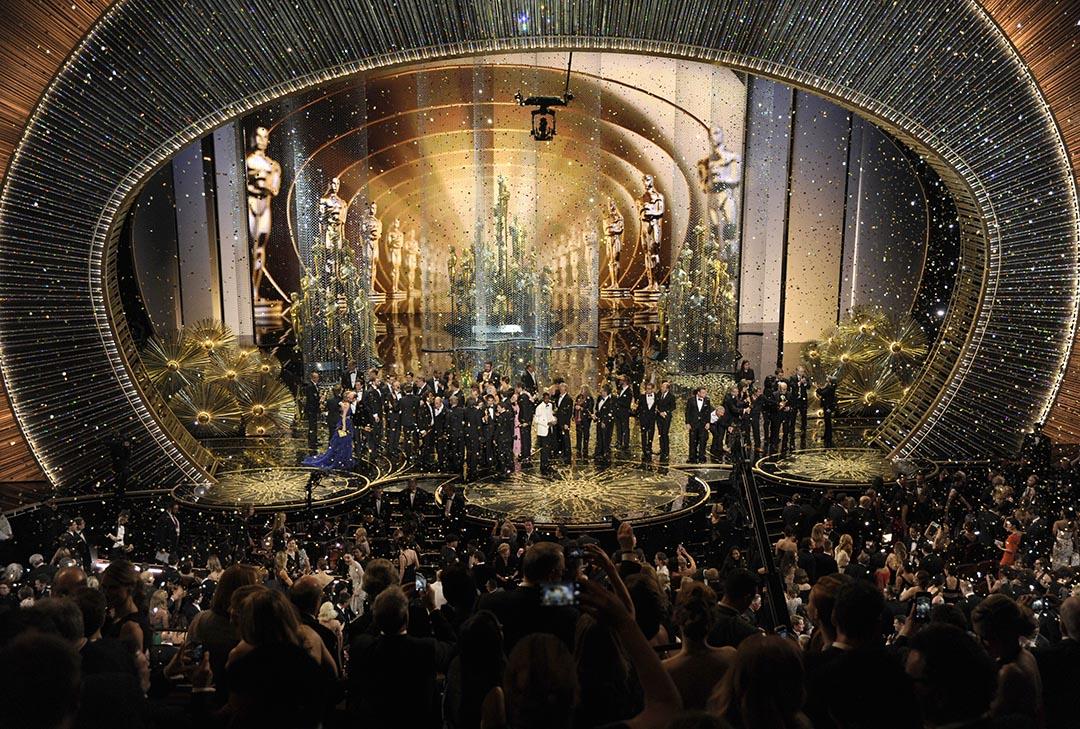 第88屆奧斯卡頒獎禮在美國加州洛杉磯舉行。攝 : Chris Pizzello/Invision/AP
