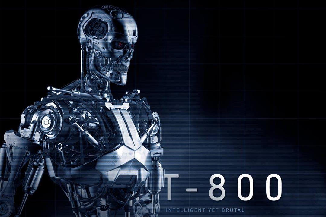 全球人工智能領域的1000多名專家發出公開信呼籲,在世界範圍內禁止「殺手機器人」。圖為電影《終結者》 宣傳照片