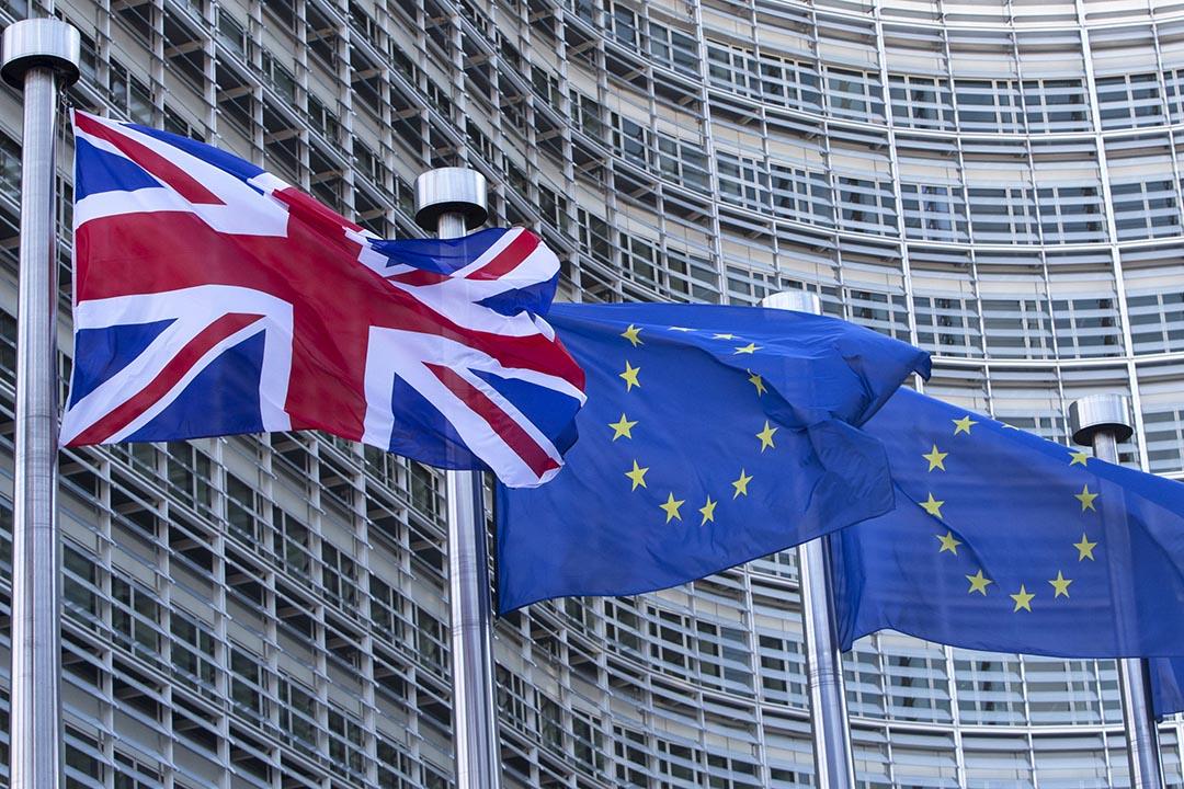 經過兩天的磋商,歐盟與英國終於達成協議,同意英國在歐盟享有「特殊地位」。圖為布魯塞爾歐盟總部。攝:Yves Herman/REUTERS