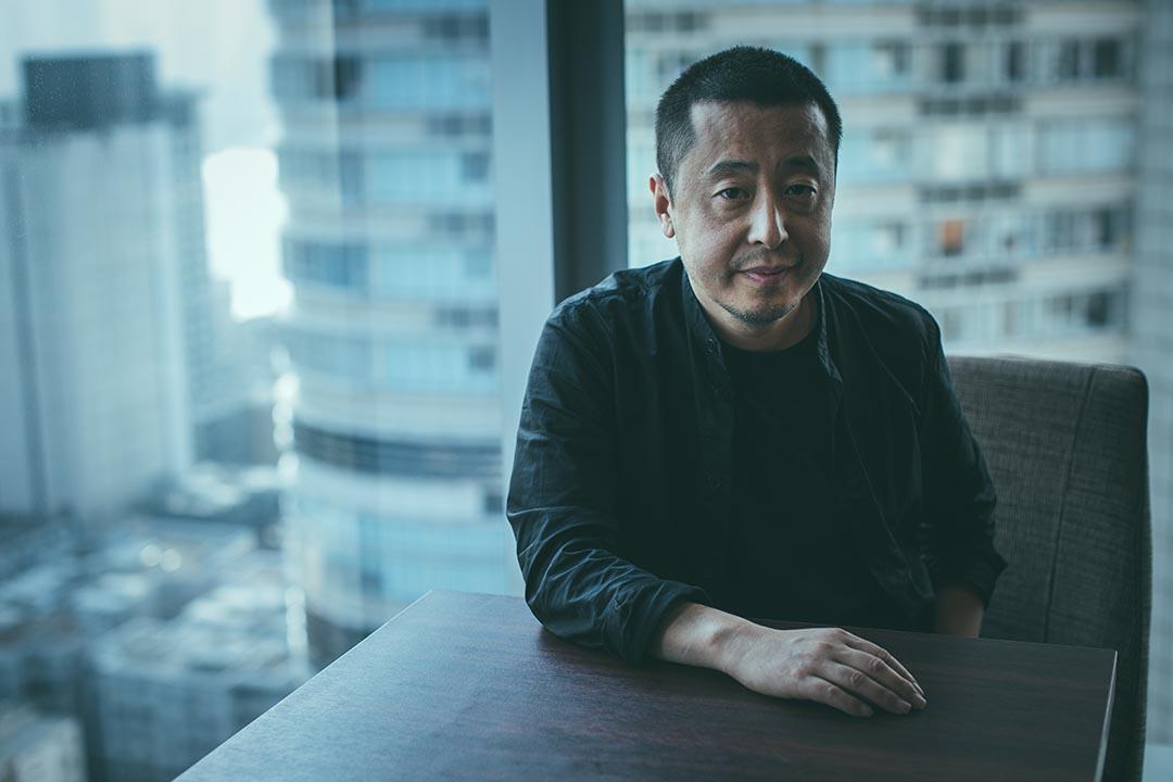 《山河故人》導演賈樟柯。攝:王嘉豪/端傳媒