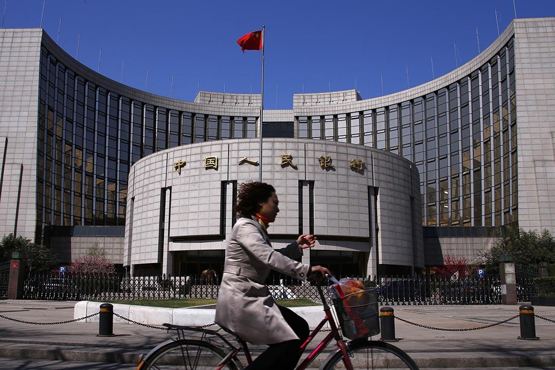 中紀委日前啟動第三輪紀律巡視,其中包括中國人民銀行、證監會等金融機構。攝 : Petar Kujundzic/REUTERS