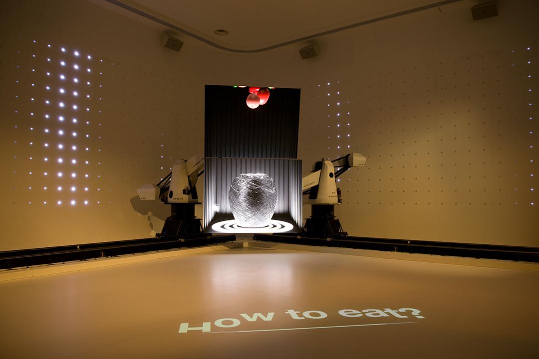 2015年米蘭世博韓國館。 攝:Andrea Wyner/端傳媒