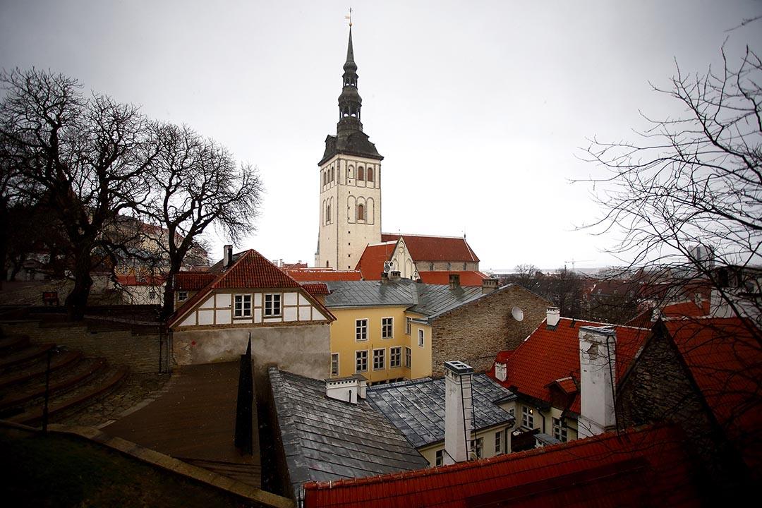 愛沙尼亞首都塔林。攝:Jordan Mansfield/Getty