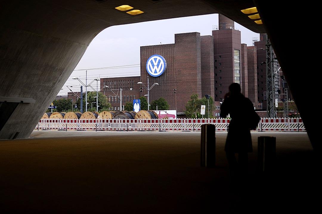 大眾「造假門」的醜聞蔓延至歐洲。攝 : Alexander Koerner/GETTY