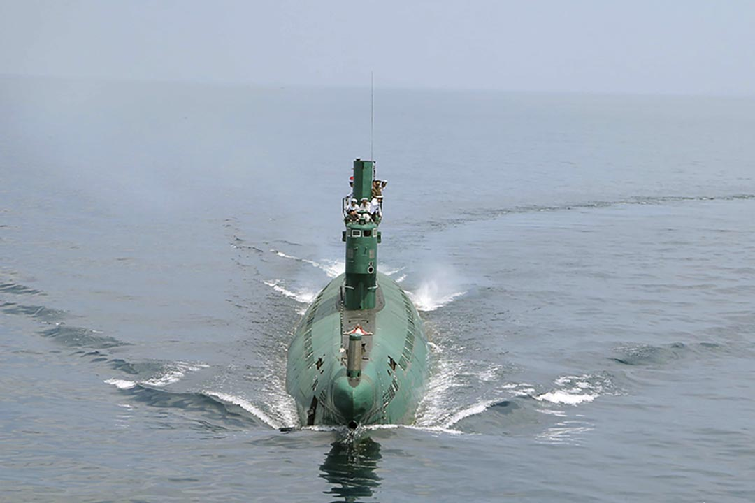 朝韓兩國經過3天談判,終於達成和解。朝鮮解除「準戰爭狀態」。攝: KCNA/REUTERS