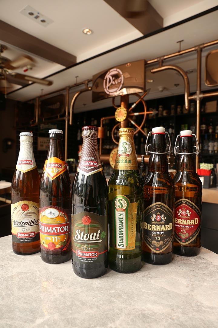 圖片由 Pivo Czech Bar 提供