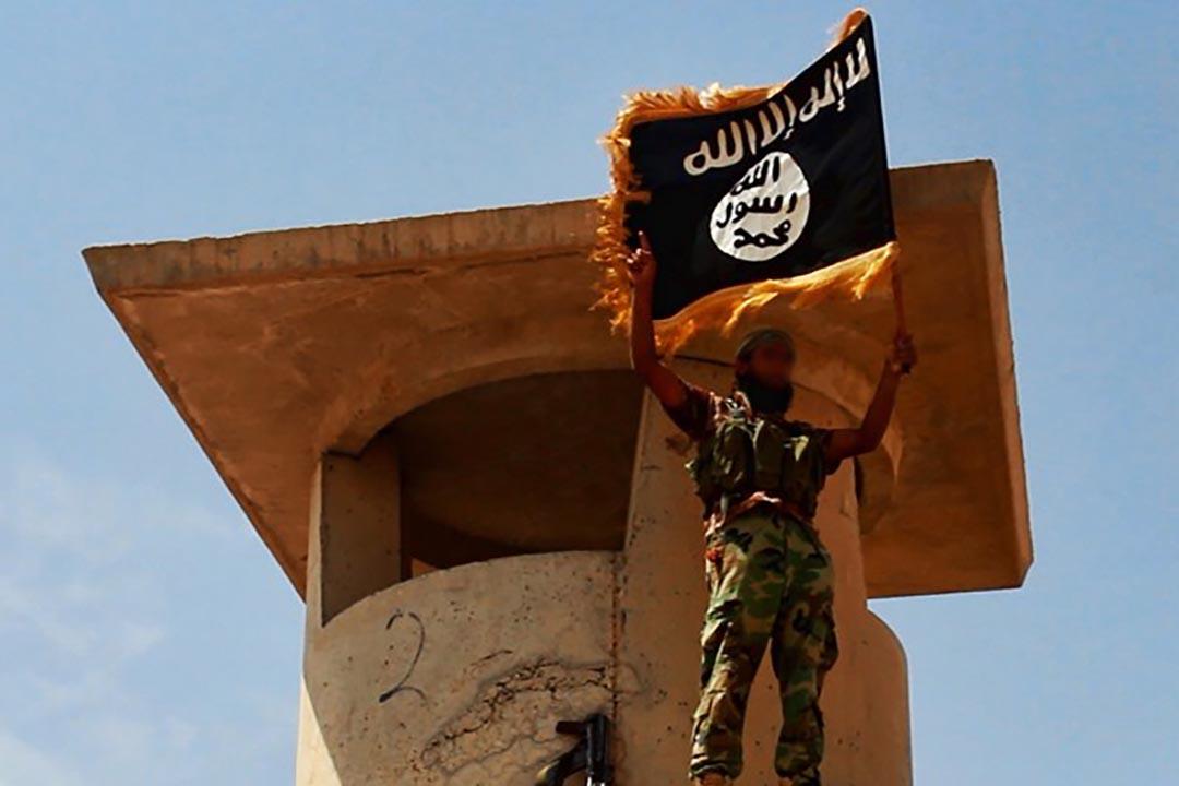 英國衛報近日獲取了一份長達24頁的《管治伊斯蘭國的法則》。攝 : Welayat Salahuddin/AFP/HO