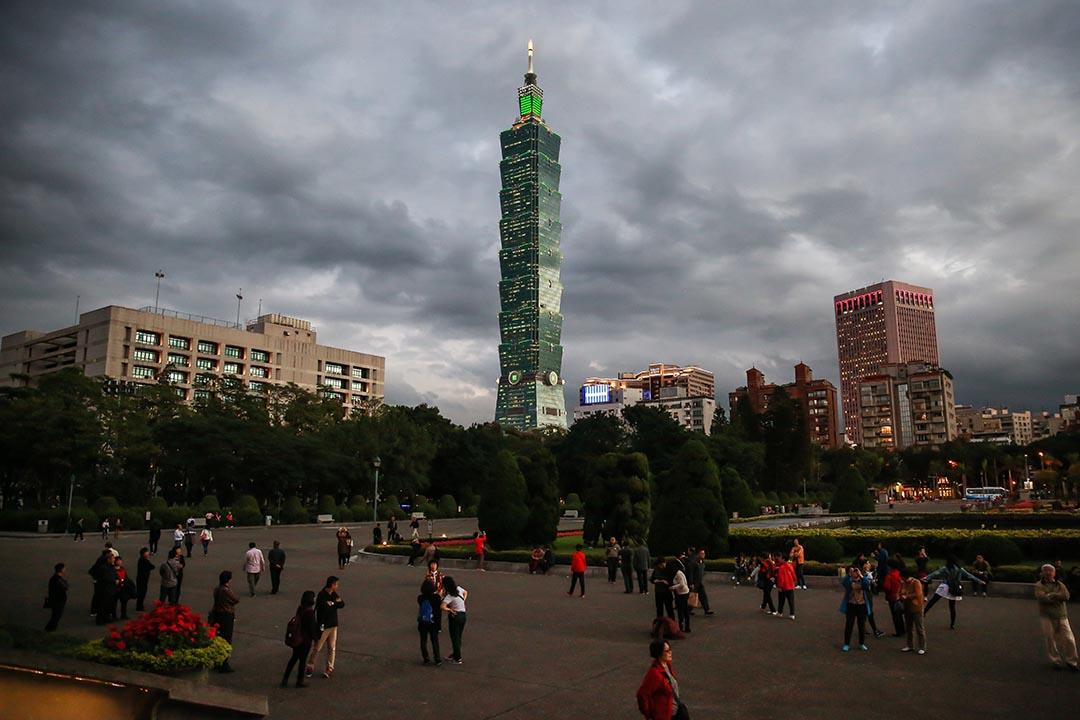 2015年全球開放數據指數公布,台灣登榜首,香港有明顯進步,大陸排名大幅下滑。攝:Billy H.C. Kwok/端傳媒