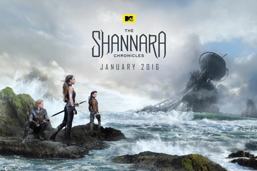 《The Shannara Chronicles》宣傳海報
