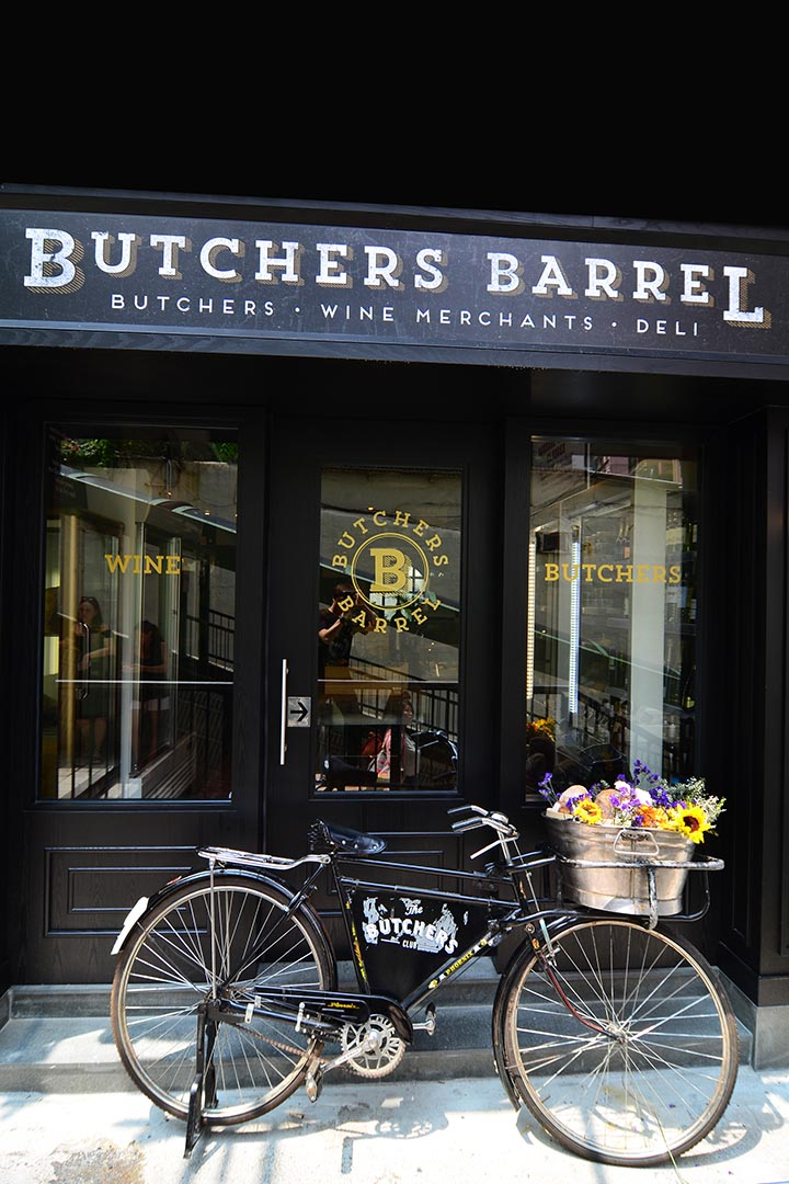 圖片由 Butchers Barrel 提供