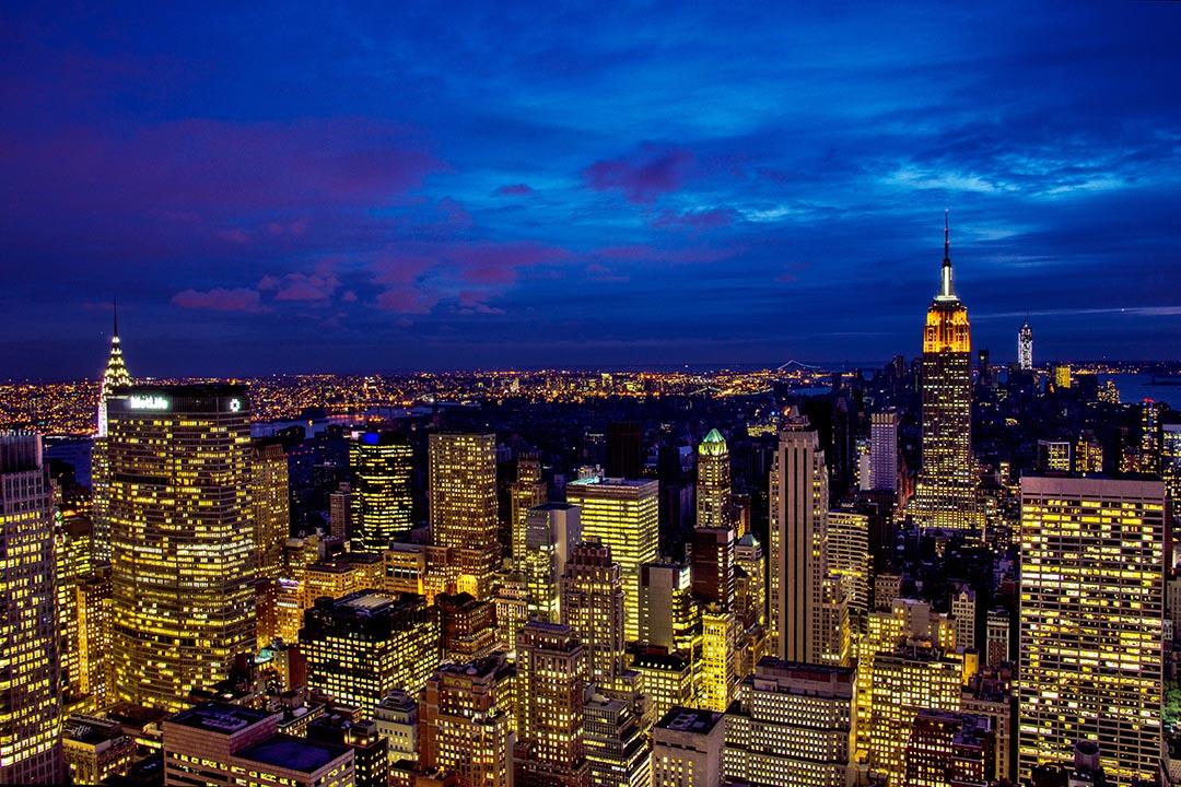 消息稱,中國投資有限責任公司(CIC)計劃明年初將北美總部從多倫多遷往紐約。攝:Afton Almaraz/GETTY