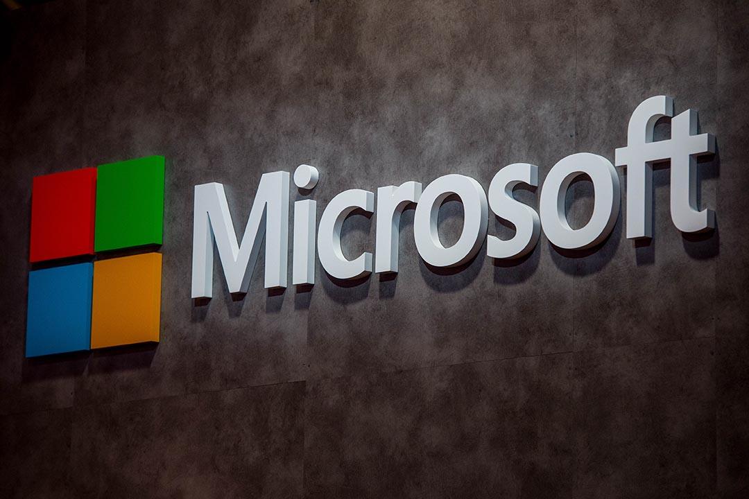 微軟將發布數據庫軟件 SQL Server 的 Linux 系統版本。攝:端傳媒 David Ramos/Getty