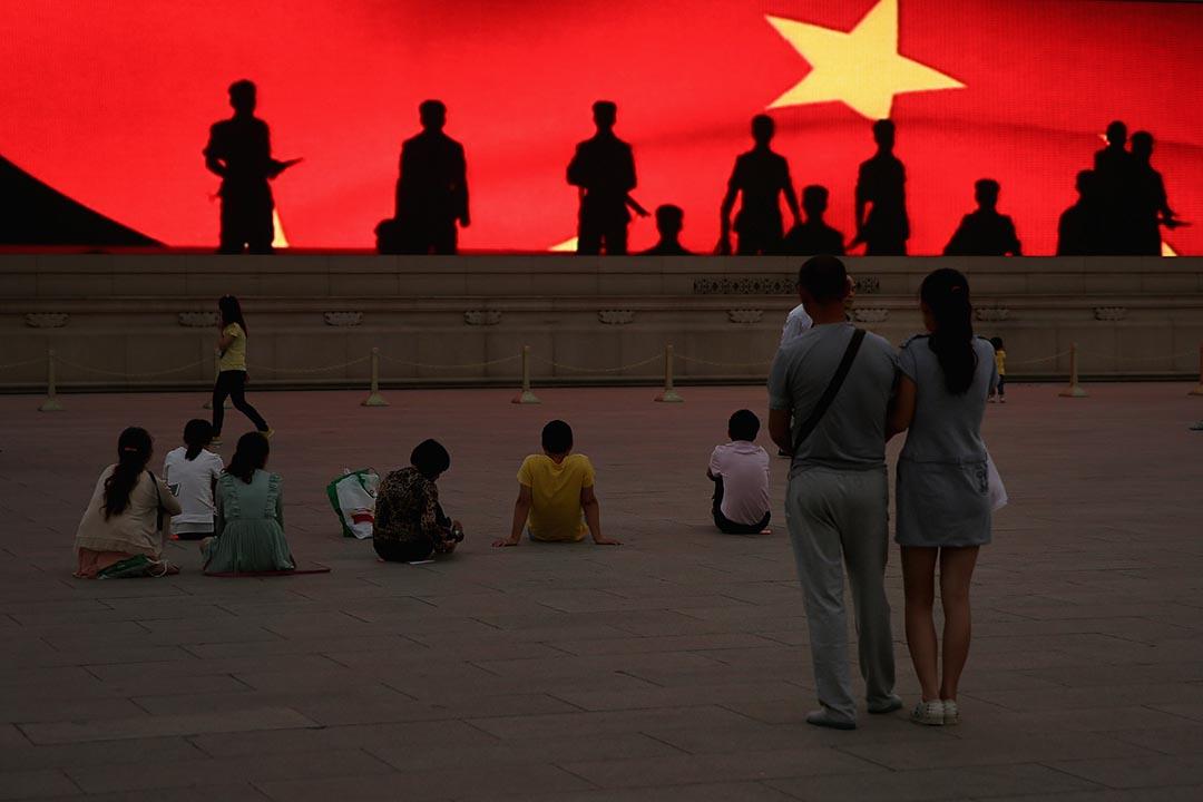 北京天安門廣場。攝: Feng Li/Getty Images