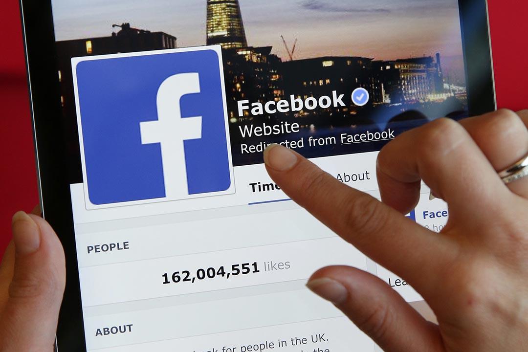 Facebook計劃擴大其為手機用戶提供的免費基本上網服務。攝: Peter Macdiarmid/Getty Images