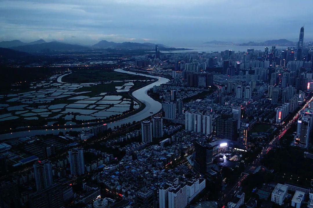 消失的中港邊界:從生死相搏到風水輪轉
