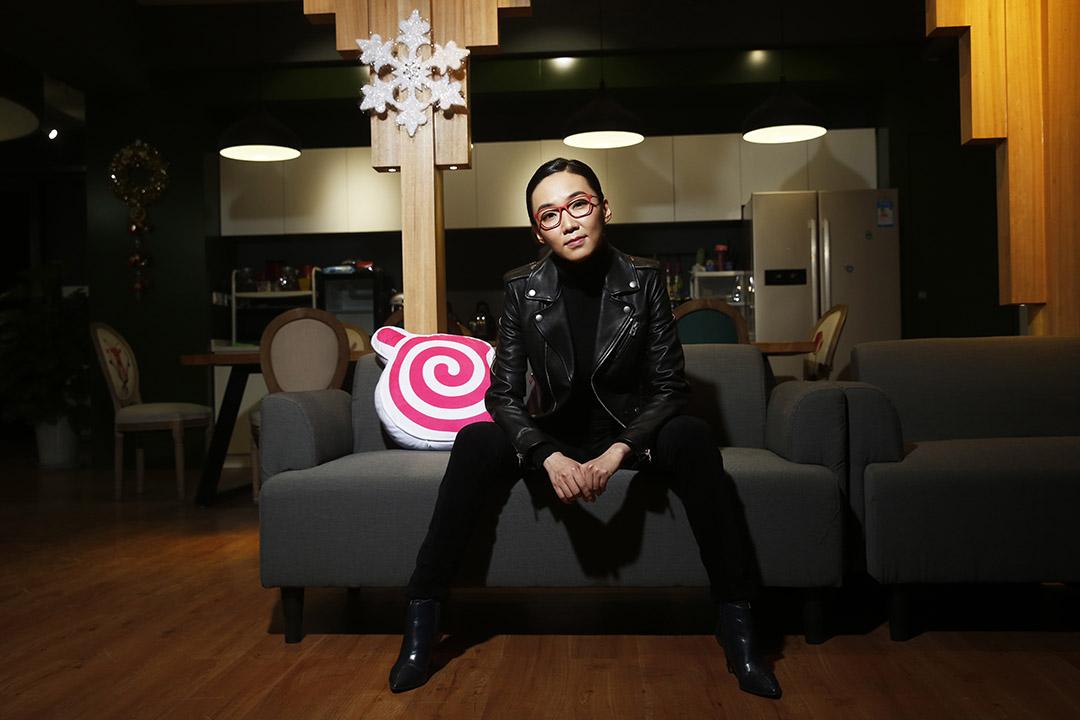 馬薇薇對生活的要求是,每一天都過得有意思。攝:Wu Hao/端傳媒
