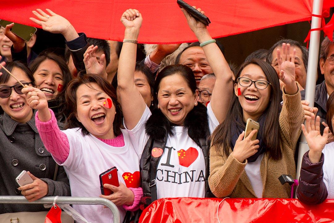 虹膜:關於國際形象的建構,這件事讓我聯想到在電影討論裏經常出現的一個話題——中國人在外國電影中的銀幕形象,這一百多年來是如何演變的?攝: Richard Stonehouse/Getty