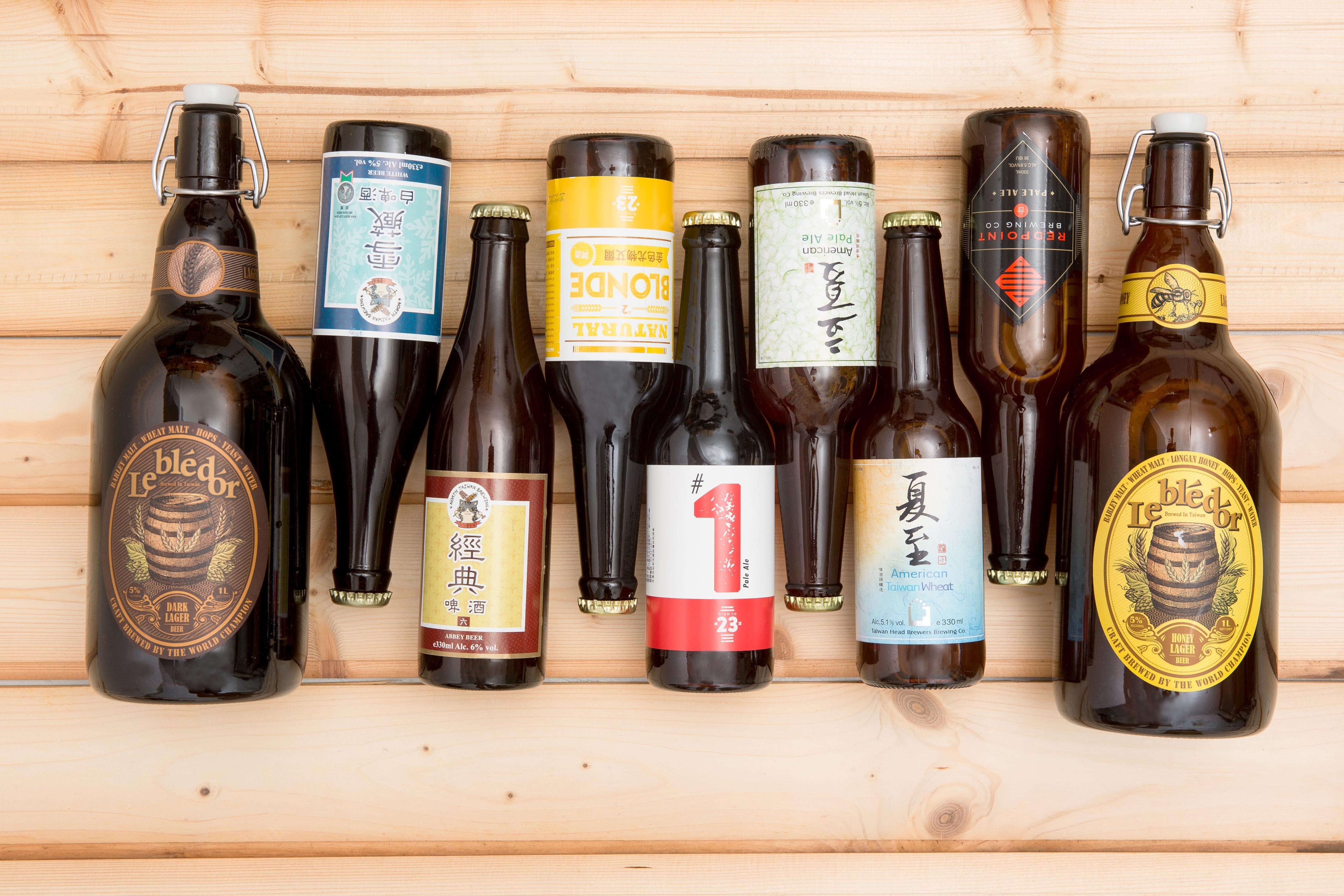 台灣精釀啤酒攝: 張國耀/ 端傳媒