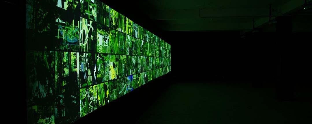 圖片來自馬拉喀什雙年展