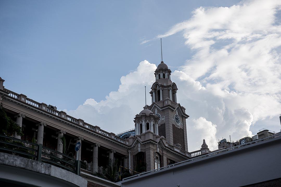 圖為香港大學。攝:Xaume Olleros/端傳媒