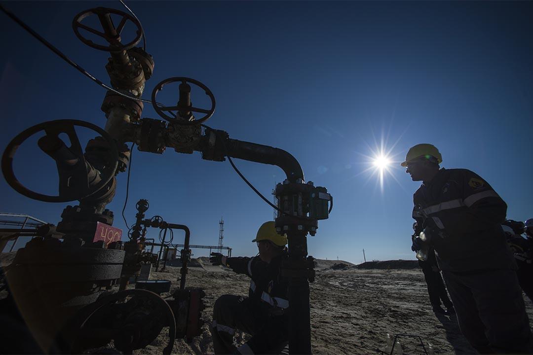 沙特阿拉伯迫於油價壓力,首次決定向國際債市融資,但拒絕為油價下跌而下調產量。攝:Evgeny Biyatov/RIA Novosti