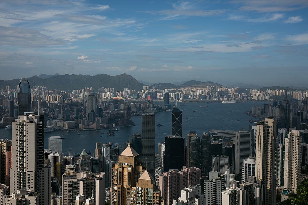 圖為香港維多利亞港。攝: Billy H.C. Kwok/ 端傳媒