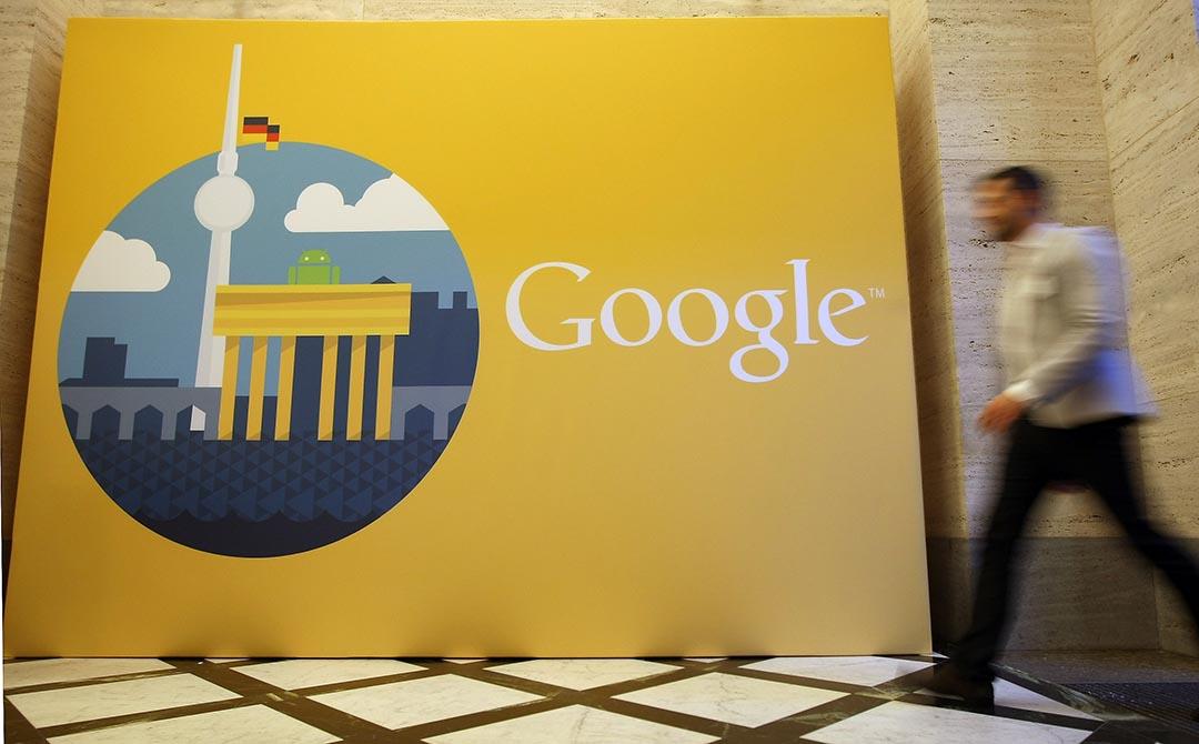 變身 Alphabet 後,Google 還能繼續「不作惡」嗎?攝 : Adam Berry/GETTY