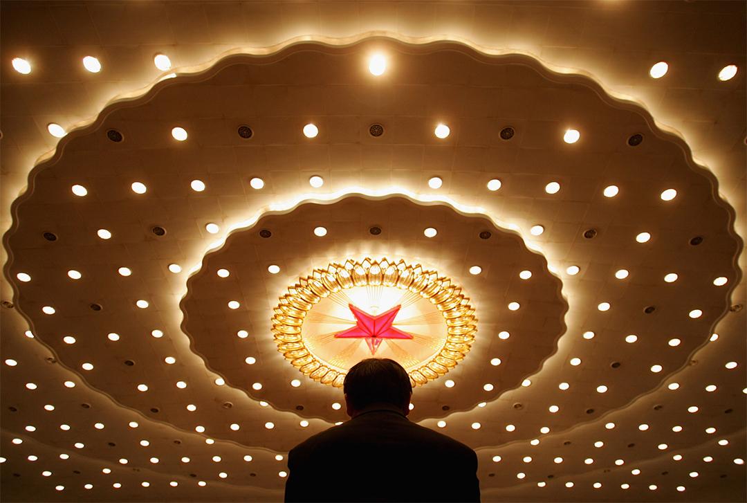2005年3月5日,第十屆全國人民代表大會第三次會議開幕。
