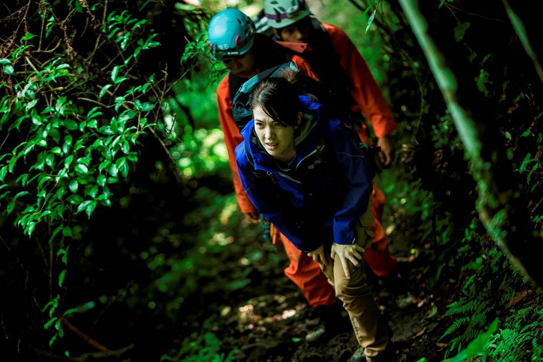 《紅衣小女孩》劇照。   劇照由威視電影提供