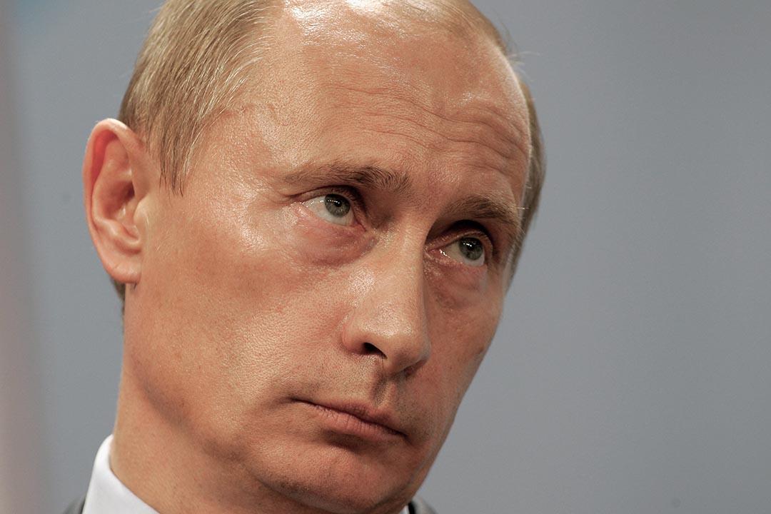 俄羅斯總統普京。攝 : Ralph Orlowski/GETTY