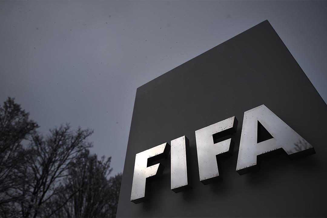 國際足協(FIFA)於瑞士蘇黎世總部舉行2016年特別會員大會,歐足聯秘書長恩芬天奴(Gianni Infantino)當選新一任 FIFA 主席,最高任期12年。攝:Matthias Hangst/Getty