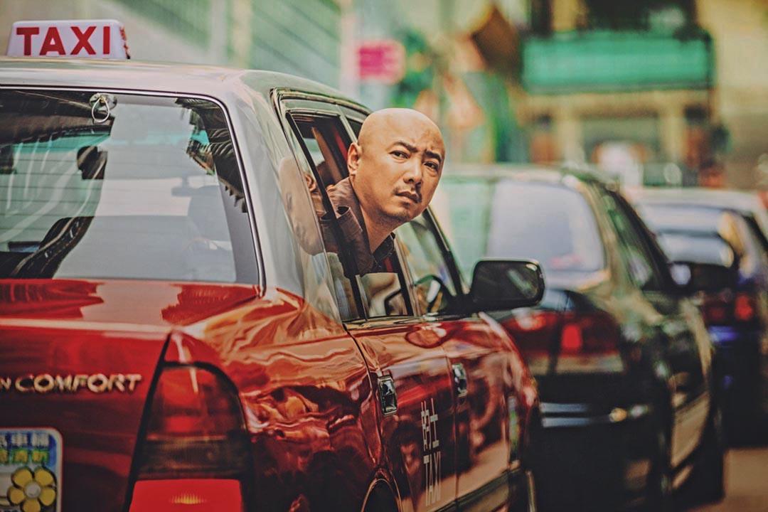 電影《港囧》劇照。