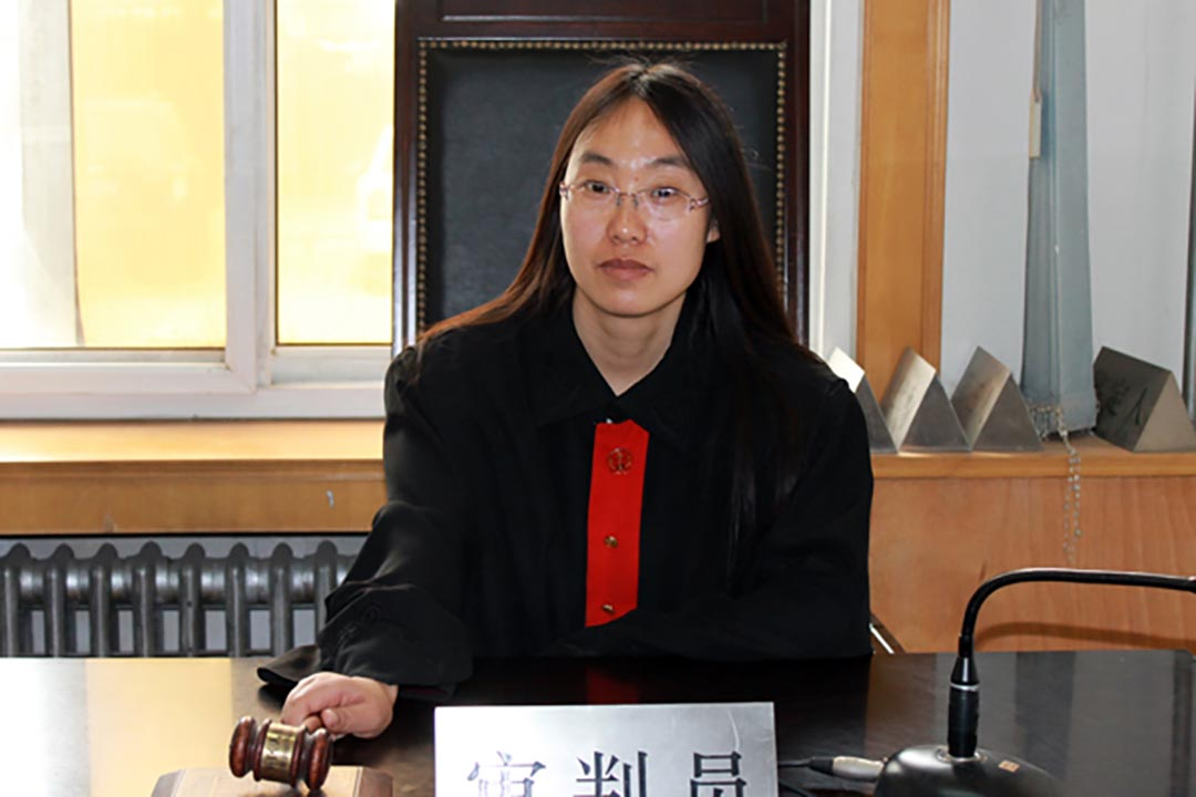 遇害北京昌平法官馬彩雲。中國法院網