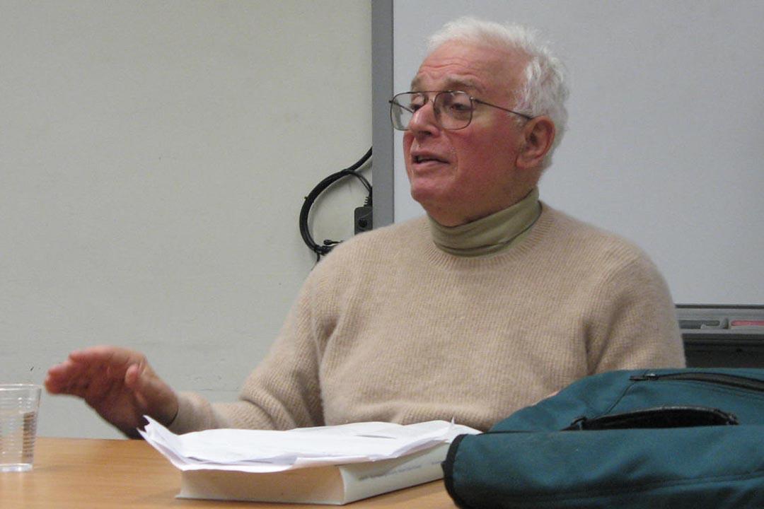 美國著名漢學家孔飛力(Alden Kuhn)2月11日病逝。