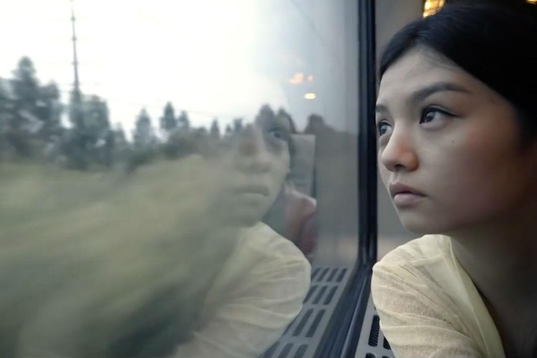 春夏飾演的死者王佳梅,是由內地來港的社會低下層。圖片為《踏血尋梅》劇照,由作者提供