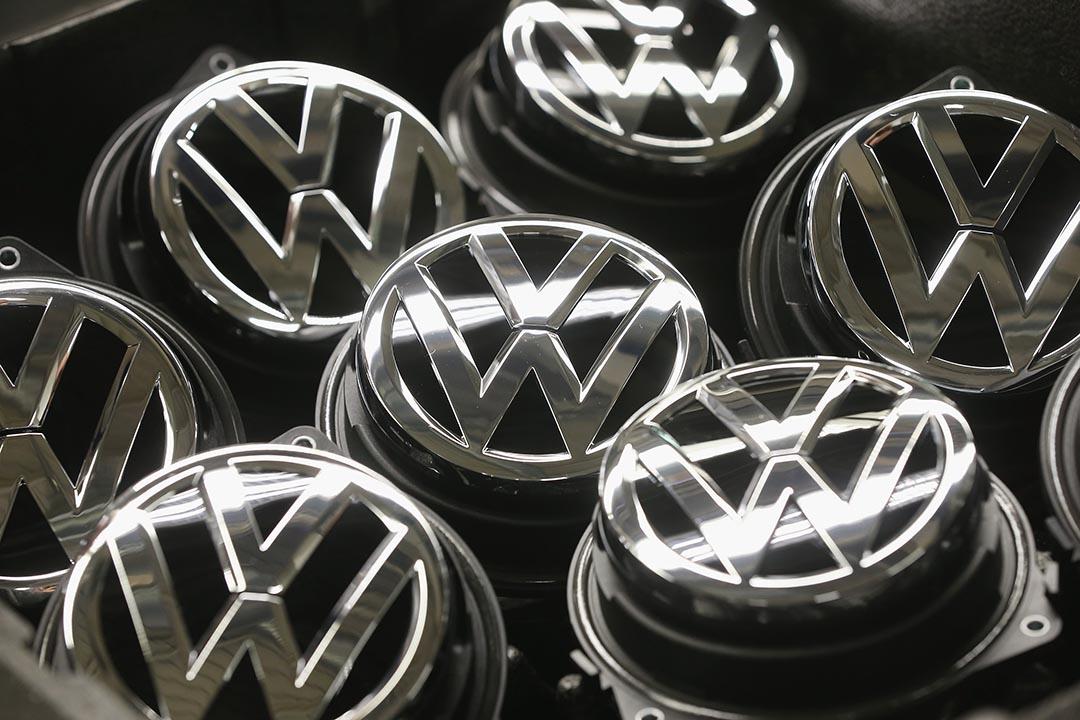 大眾汽車(Volkswagen)尾氣作弊醜聞持續發酵,旗下奧迪(Audi)和斯柯達(Skoda)汽車均受影響。攝:Sean Gallup/Getty