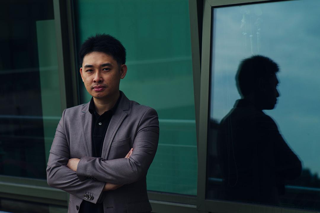 香港教育學院亞洲及政策研究學系助理教授方志恒。攝:葉家豪/端傳媒