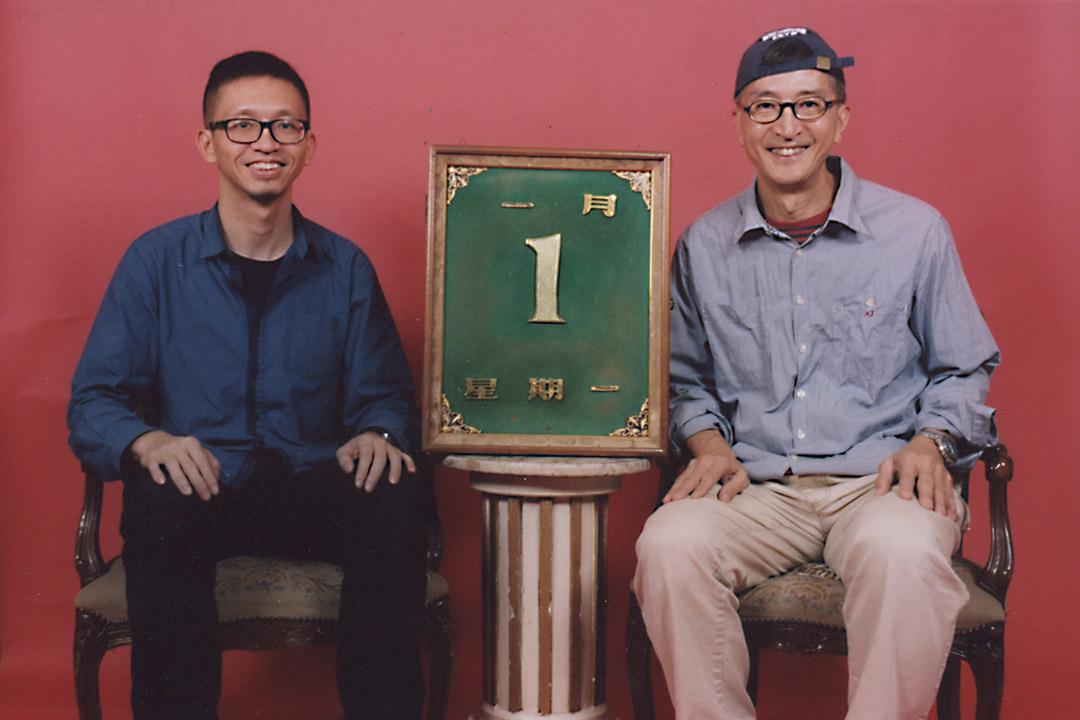 1996年的這一天,林國盛晉身老闆行列。