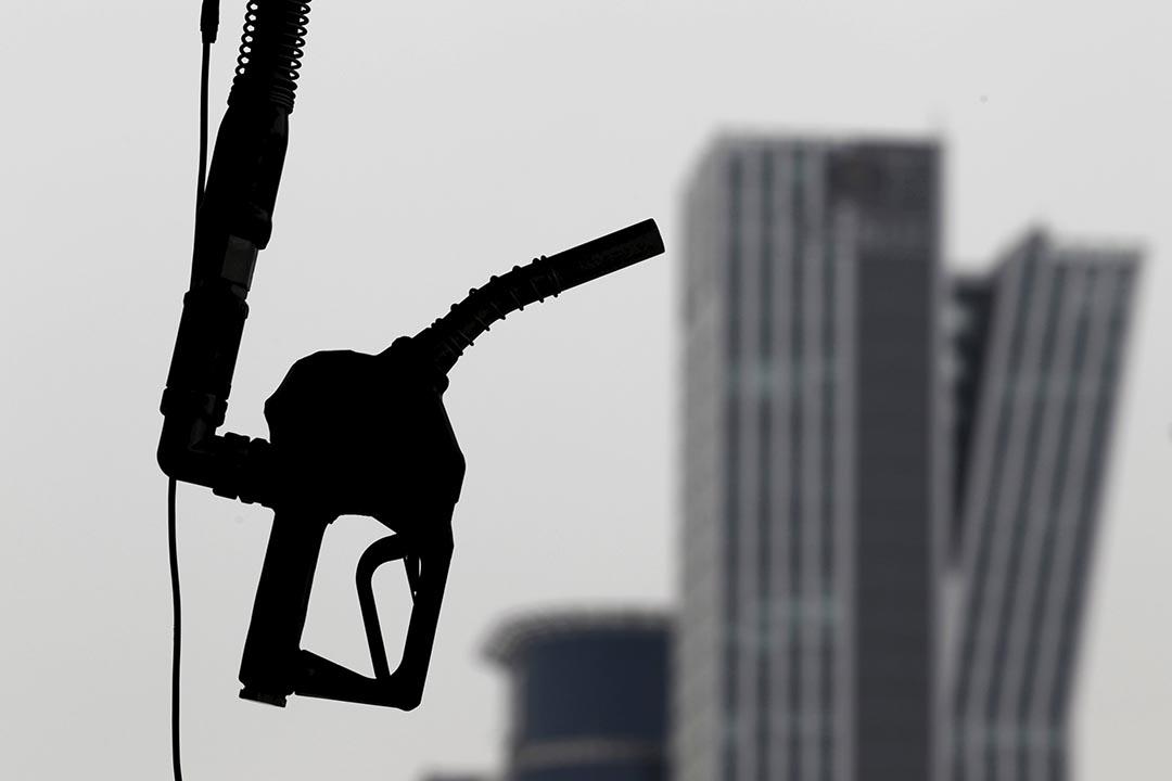 由於國際油價持續下跌,英國石油公司(BP)宣布將在未來1到2年裁員4000人。攝:Lee Jae-Won/REUTERS