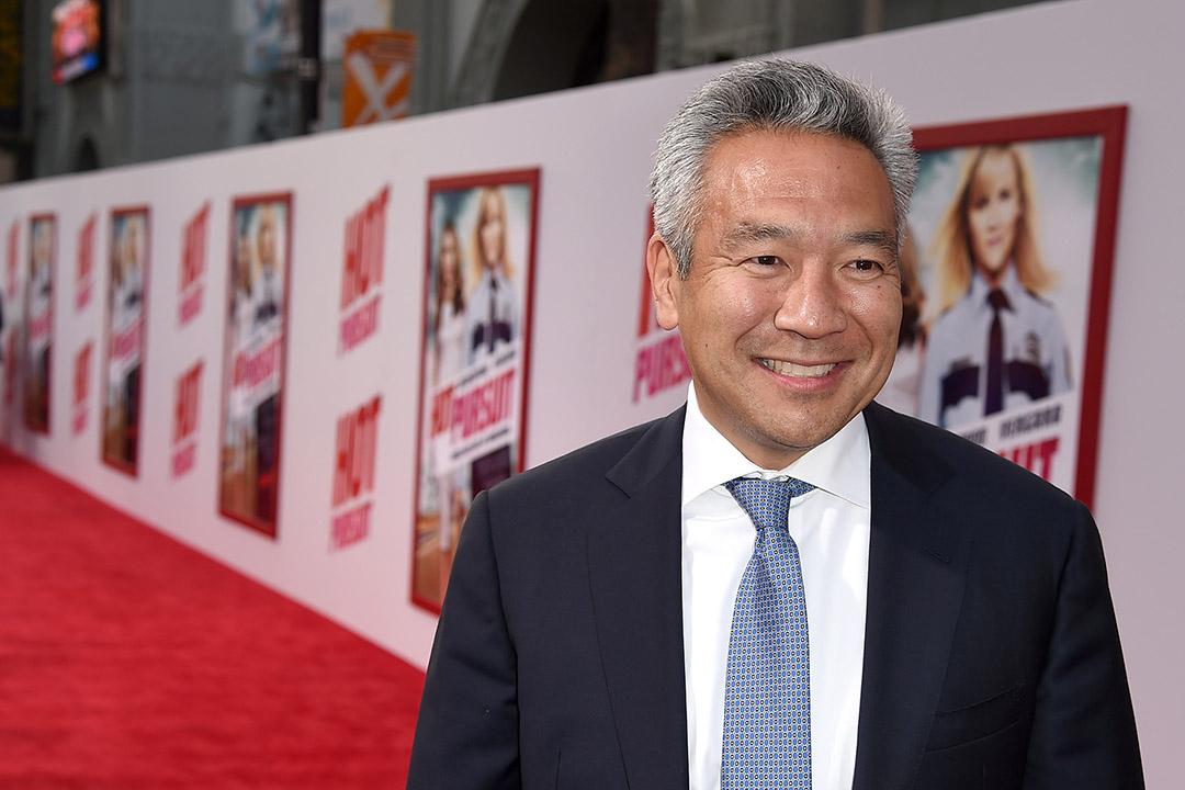 圖為華納兄弟(Warner Bros.)行政總裁凱文·蘇吉哈拉(Kevin Tsujihara)。攝:Kevin Winter/GETTY