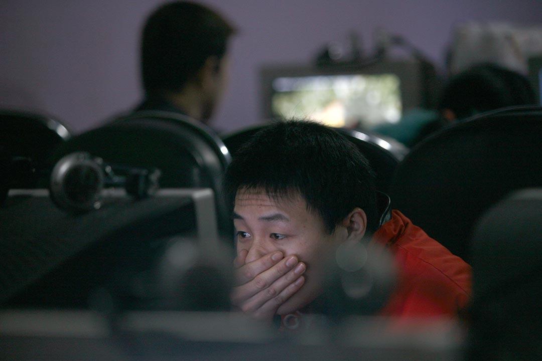中國擬推網絡域名管理新規,被質疑加強網絡審查。攝:China Photos/Getty