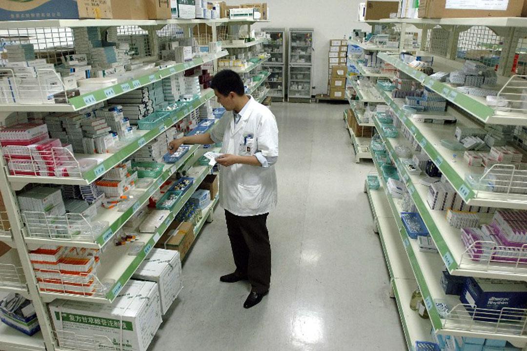 中國國務院總理李克強日前要求徹查山東非法疫苗案。攝:AFP