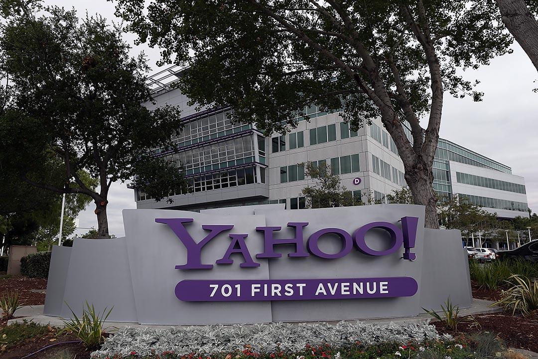 雅虎公司(Yahoo)擬出售核心互聯網業務和亞洲資產,將投標截止日期設立為4月11日。攝 : Justin Sullivan/GETTY