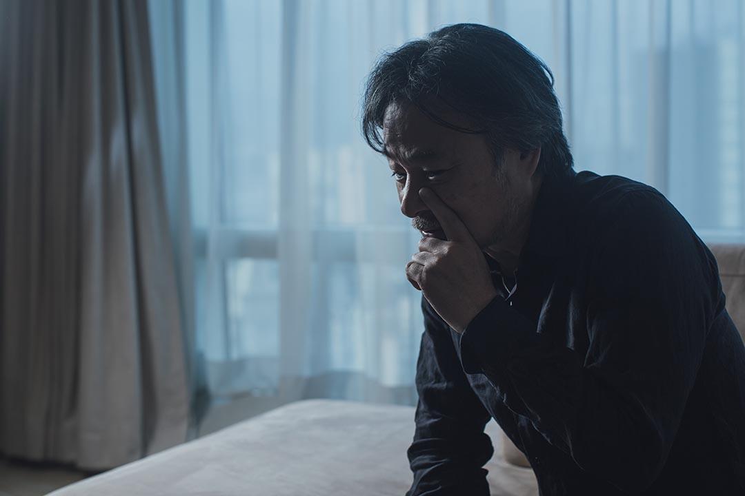 日本恐怖片導演黑澤清。攝: Anthony Kwan/端傳媒
