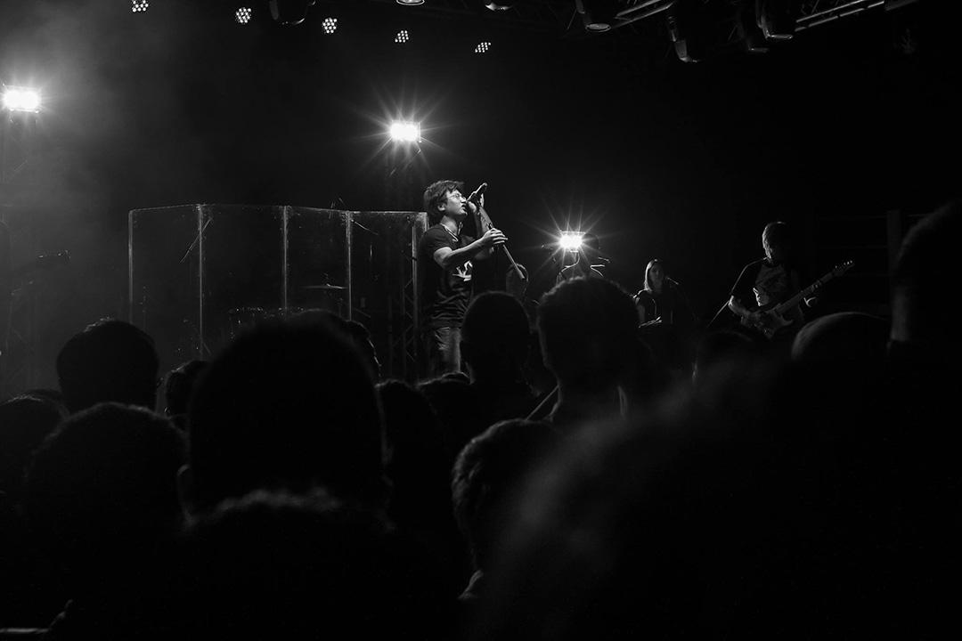 李志2016全國巡演「香港站」。攝:Billy H.C. Kwok/端傳媒