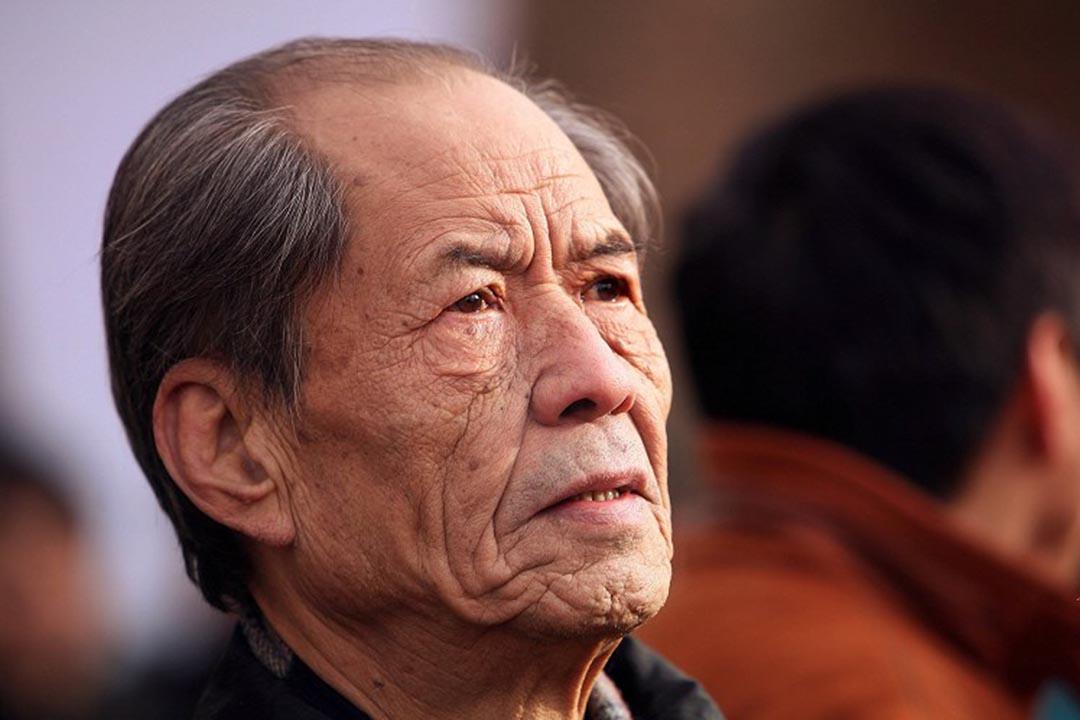 中國當代作家陳忠實4月29日在陝西西安病逝,终年73歲。白鹿原電影劇組圖片